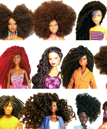 Natural Hair Dolls Why D It Take So Long Naturallycurly Com
