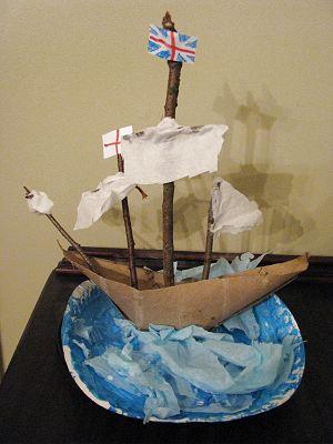 Mayflower Finished