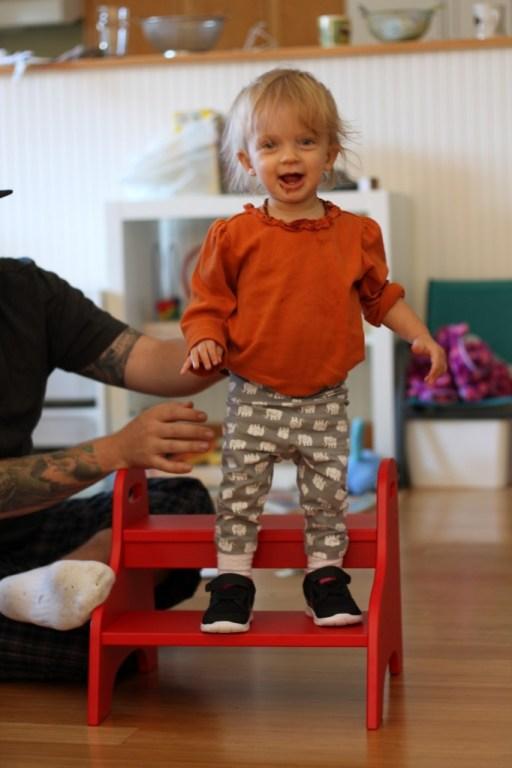 Daddy's Lil Helper- Edith Oct 2013 - 2