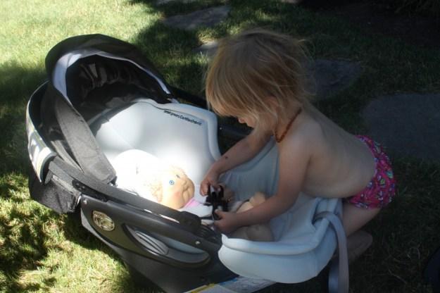 Orbit Baby- Infant Snaps