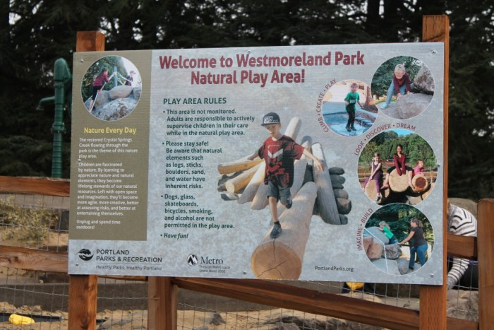 WestmorelandPark-sign