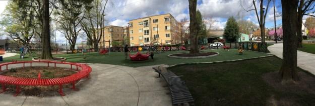Portland Area Parks - Dawson Park