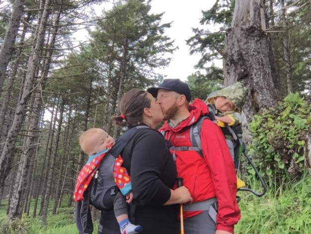 Oregon Adventures   Camping/Yurting at Cape Lookout   Naturally Family