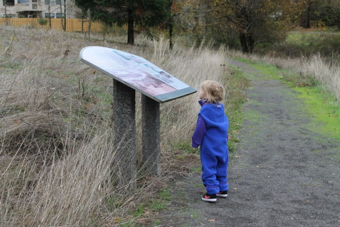 Adventures at Mt. Talbert Park   PDX with Kids