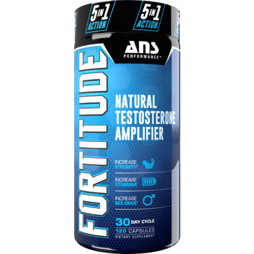 ANS Perfeformance Fortitude II Natural Testosterone Amplifier - Naturally  Fit Supplements - Proudly Canadian