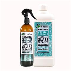 Tri Nature Hyaline Glass & Window Cleaner