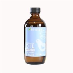 Tri Nature Baby Massage Oil