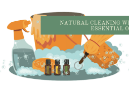 Cleaning with Essential Oils – My top choices
