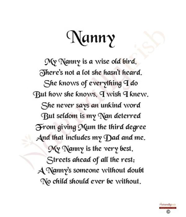 Nanny Quotes. QuotesGram