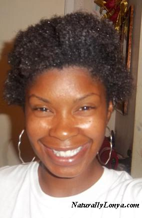 Sharterrka Lonya S Natural Hair Blog
