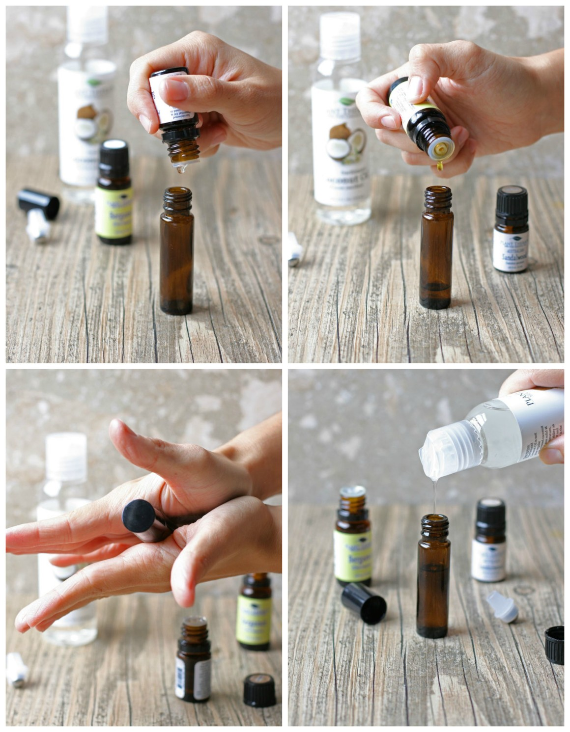 Naturally Loriel Diy Essential Oil Roll On Blends An