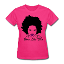 Naturally LP's Tee Shirt Shop Features Born Like This by LP Share