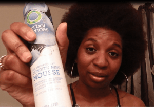 Herbal Essences Product Review Mousse Shampoo Conditioner