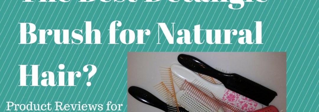 Detangler Brush Product Reviews for Denman & Felicia Leatherwood