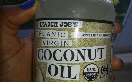Organic Extra Virgin Cold Pressed Unrefined Coconut Oil