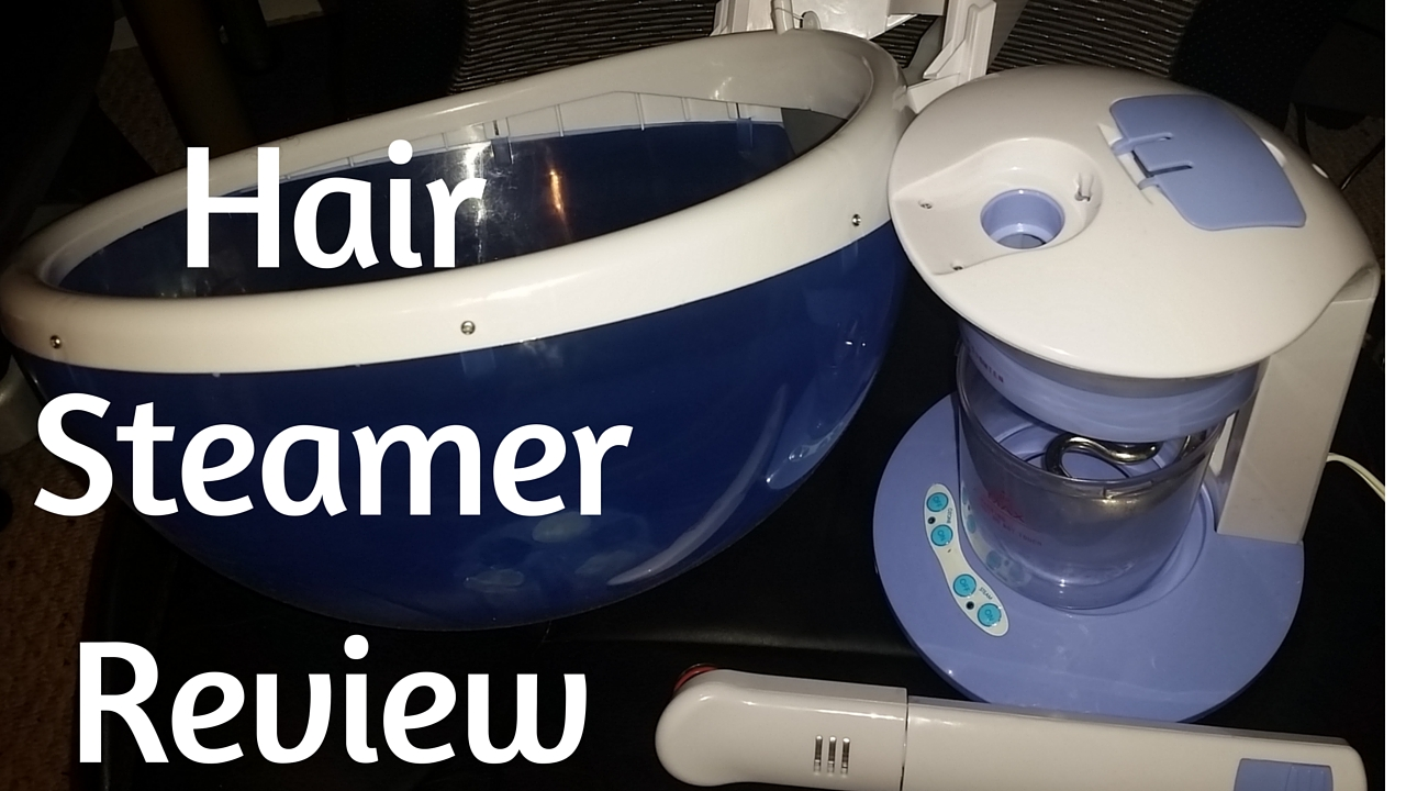 Natural Hair Steamer Review