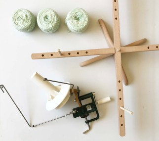 nora's tool box: stanwood yarn winder