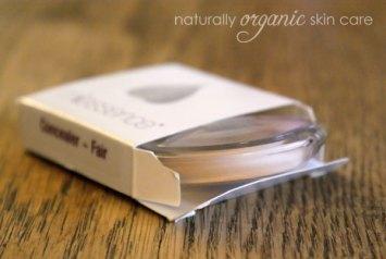 organic makeup reviews miessence concealer