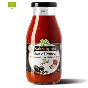 Sugo Olive Capperi 250g