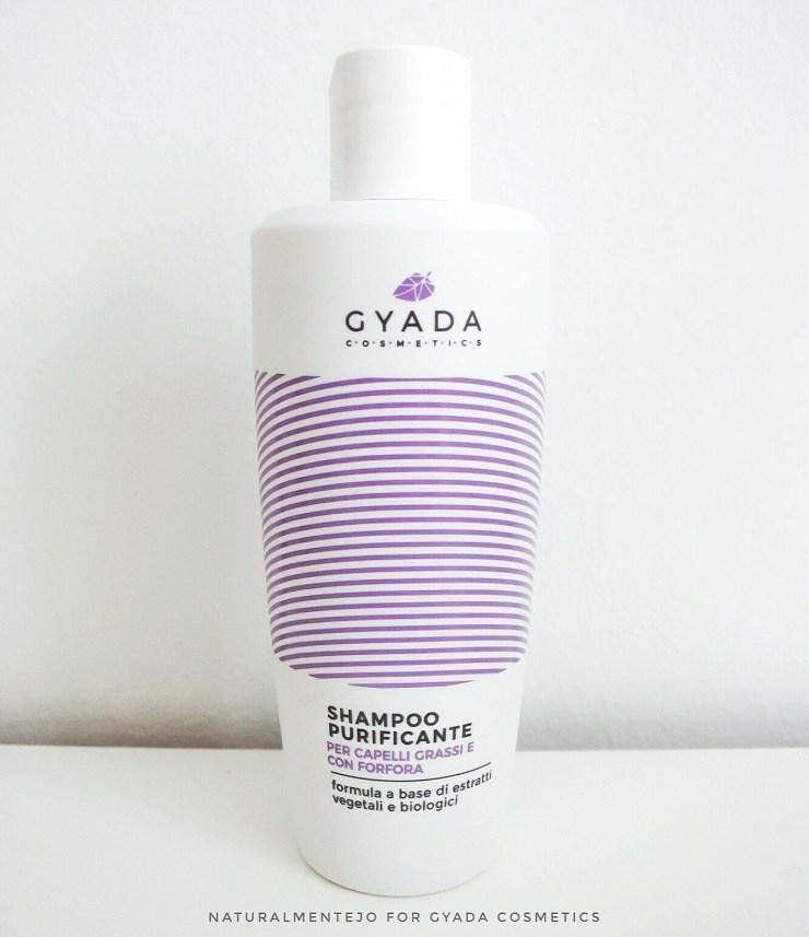 Shampoo purificante Gyada flacone