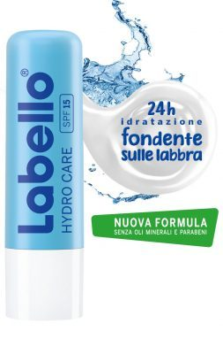 labello hydro care pack azzurro