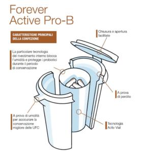 Il nuovo Forever Active Pro-B: probiiotici di ultima generazione | Naturalmente