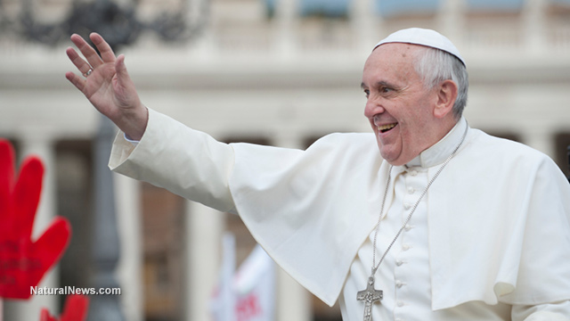 Pope Francis,martial law,lockdown