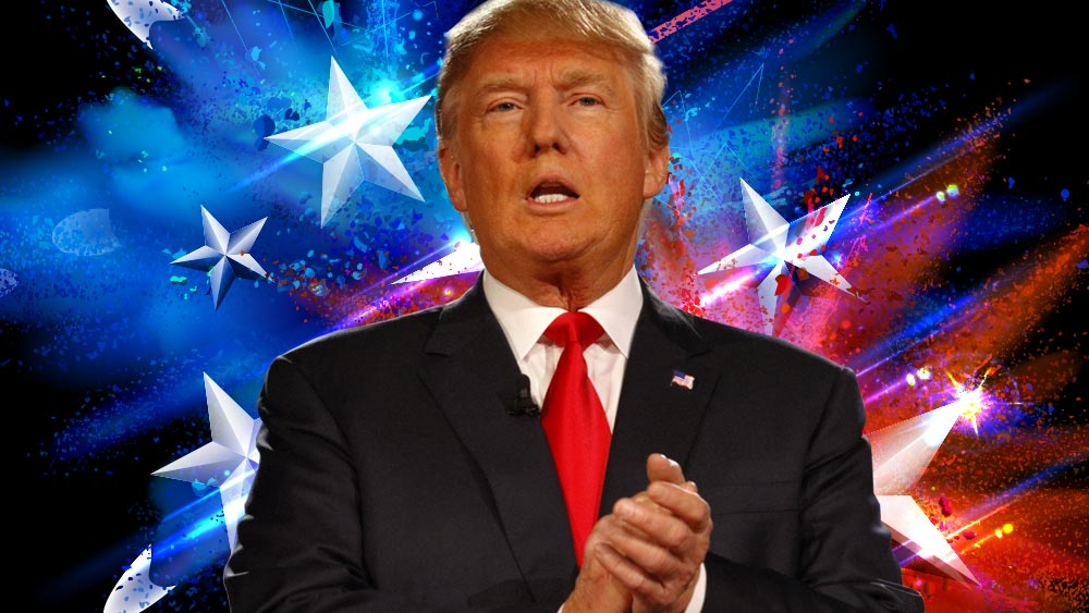Image: A NEW HOPE: Ten of the best and boldest ideas for President Trump to MAGA while prosecuting the real enemies of this great nation