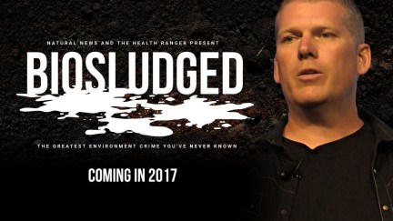 """Image: BIOSLUDGED movie trailer released: The Health Ranger's stunning science investigation into """"the greatest environmental crime you've NEVER known"""""""