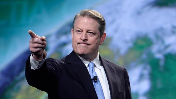 Al Gore, the climate super salesman