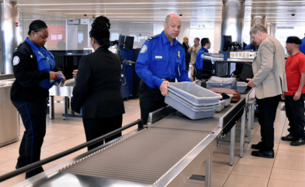 Image: TSA caught in massive $100 million cocaine cover-up
