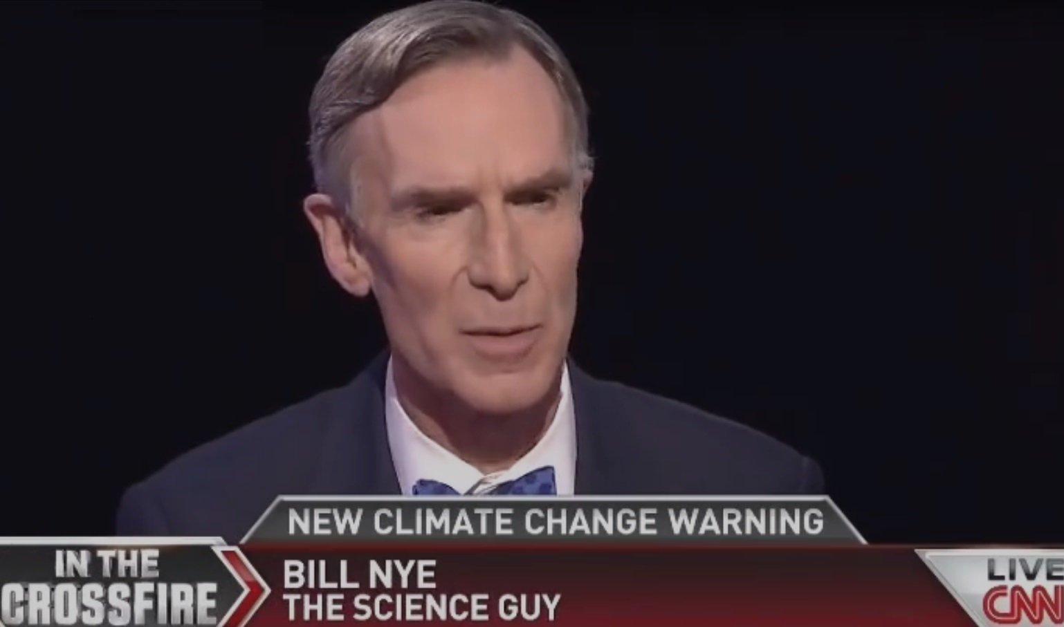 How Can Bill Nye Understand Anything About Science When He
