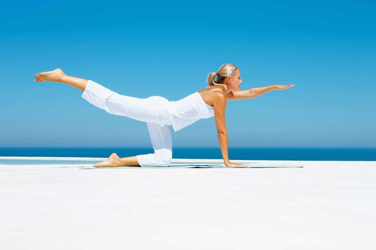Image: Yoga for beginners: 7 poses even newbies can do