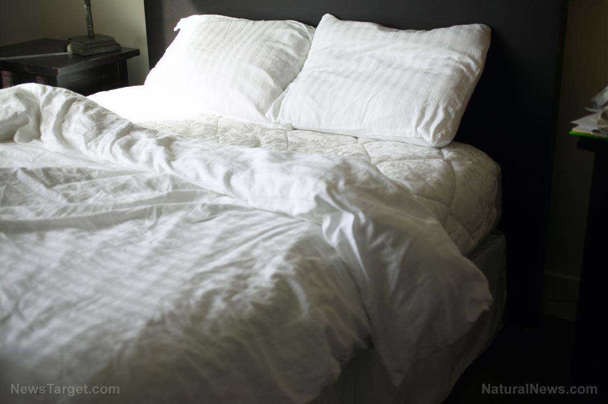 Fire retardant chemicals used in your mattress linked to