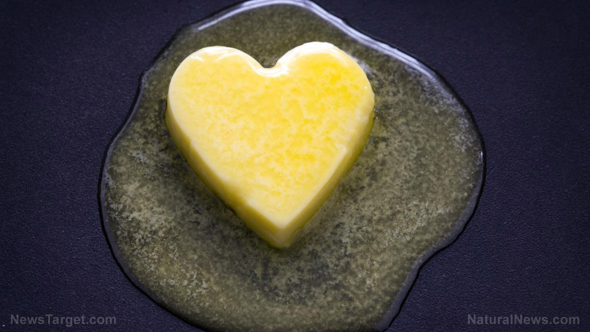 Image: American Heart Association wants you to stop using butter and start using toxic vegetable oils again
