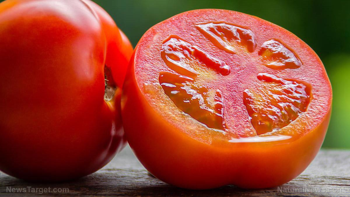 圖片:想防止皮膚癌? 吃更多的西紅柿...新科學證實強大的抗癌作用