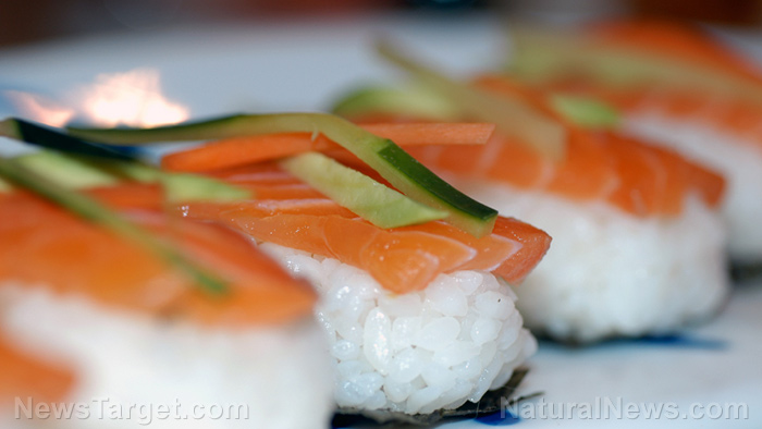 Image: Why some people don't eat sushi: NINE foot tapeworm removed from man's rectum in Singapore