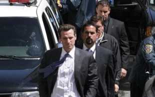 Image: Gavin Newsom caught wiring half a billion dollars to communist China in massive face mask money laundering scheme
