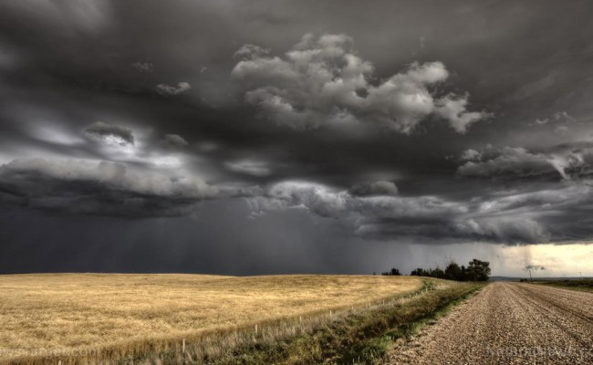 Great Derecho Storm Just Destroyed Crops Grain Stores