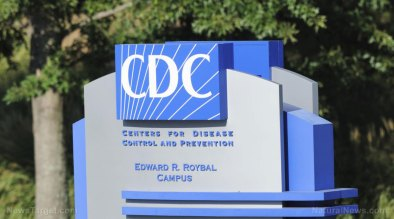 Image: The CDC's official narrative continues to flip flop, but anyone who disagrees with their ever-changing guidance is censored