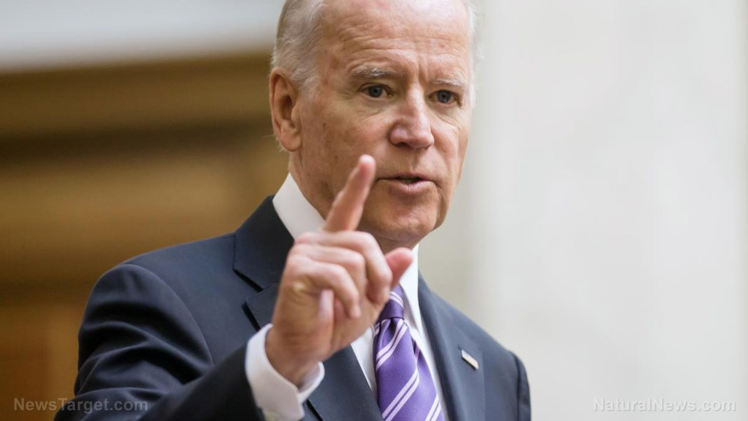 Image: Biden campaign denies former VP met w/ Burisma official & knew about Hunter's deals