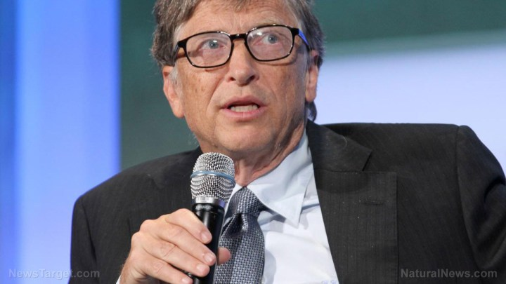 Image: Why is Bill Gates buying up farmland across America?