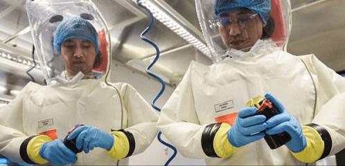 """Zdjęcie: Najwyższy urzędnik rządowy twierdzi, że z chińskich laboratoriów wyciekło """"najbardziej wiarygodne"""" źródło epidemii koronawirusa"""