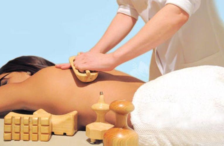 Cursos de masaje y cursos de maderoterapia. Diferencias