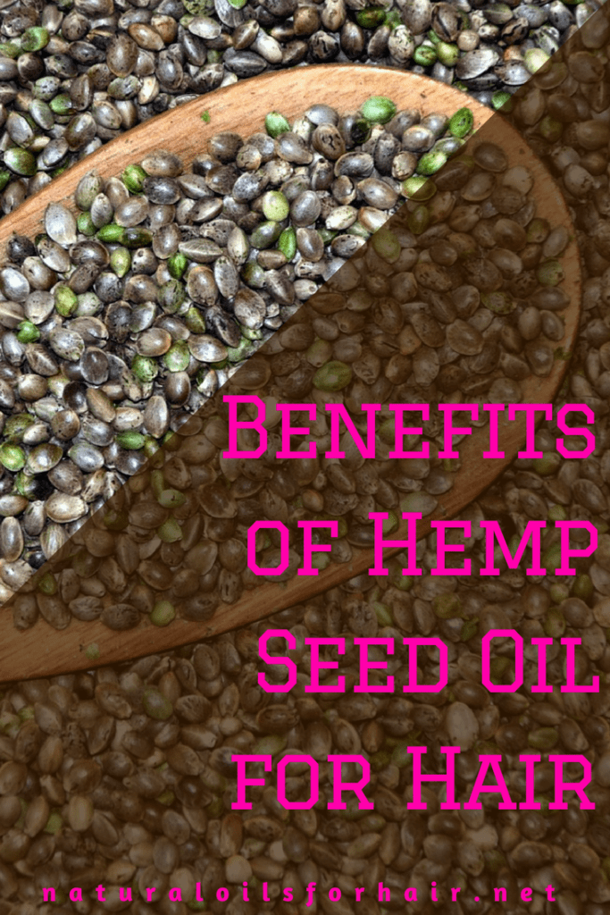 Benefits of Hemp Seed Oil for Hair