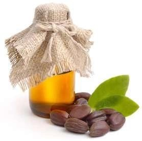 jojoba oil for dry hair