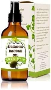 Slice of Nature Organic Baobab Oil