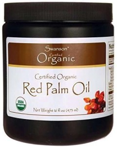 Swanson Organic Red Palm Oil