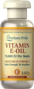 puritans pride vitamin e oil