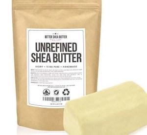 Better Shea Butter Unrefined Shea Butter